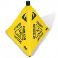 Safety Sign: 9S01 - Pop Up Safety Cone