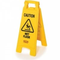 Safety Sign: 611277 - Wet Floor