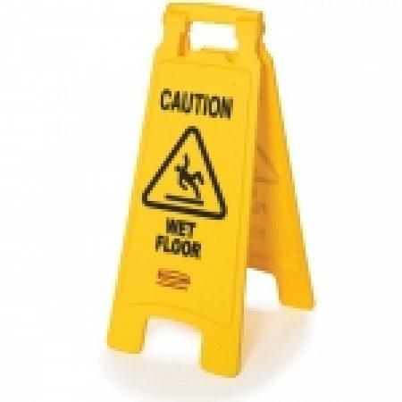 Safety Sign: 611277 - Wet Floor