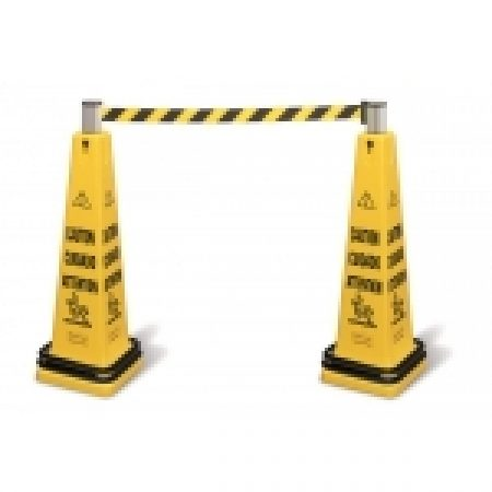 Safety Barrier: 6287 - Cone Barrier with Belt