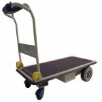 FL361 Platform Trolley Battery Powered