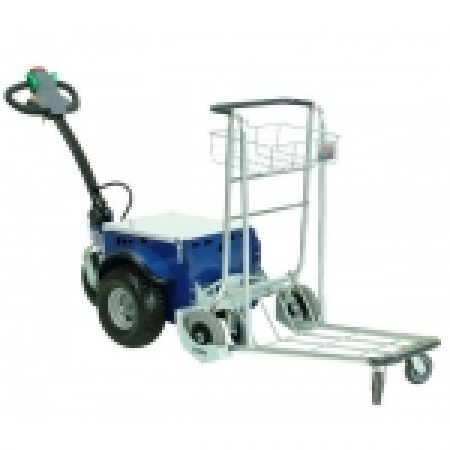 ZALLY M4 Airport Hitching Trolley