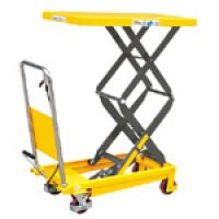 Scissor Lift Table: Xilin Scissorlift WSP350A