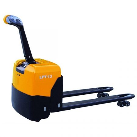 Pallet Truck: Electric Lift and Drive