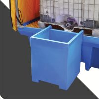 Dispensing Tray to Suit Double IBC Bulk Containment Bund