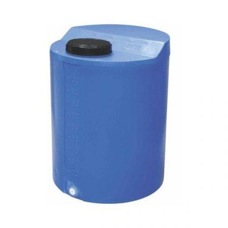 Plastic Rotomold: 125Lt Closed Head Drum