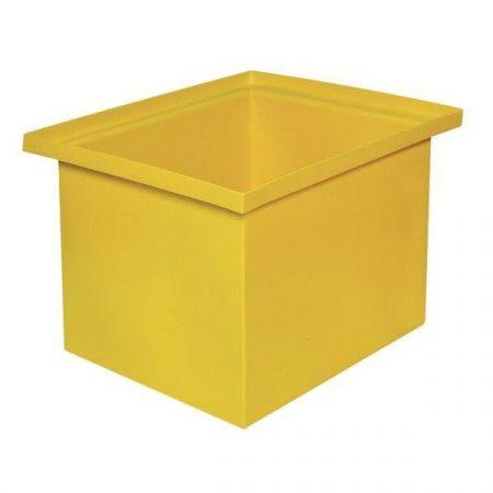 Plastic Rotomold: 165Lt Square Tank